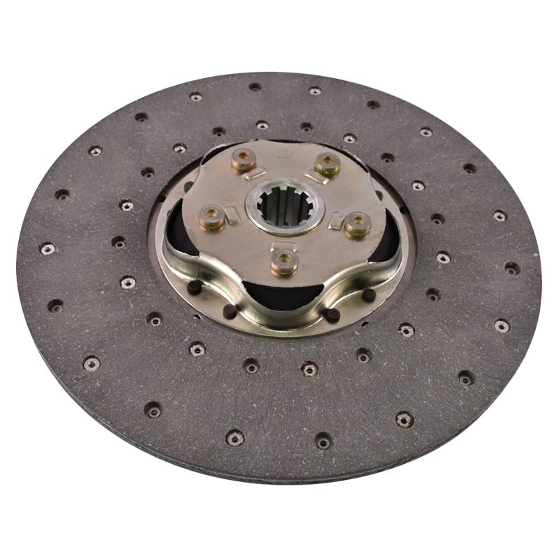 Disc ambreaj U-650 (inchidere butuc cu nituri presate hidraulic)