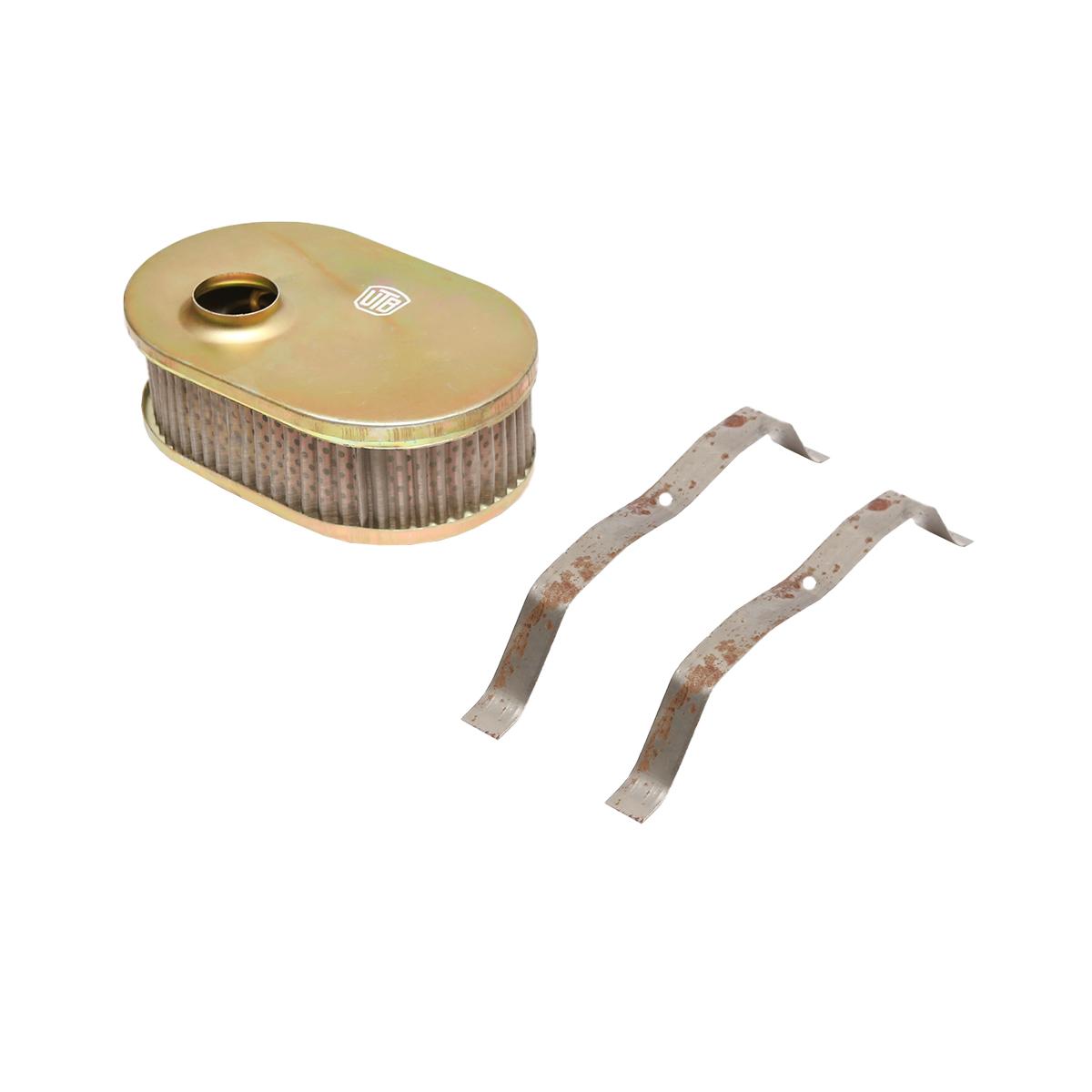 Filtru ulei cu magnet pentru instalatia hidraulica U-650 (pentru pompa H801)