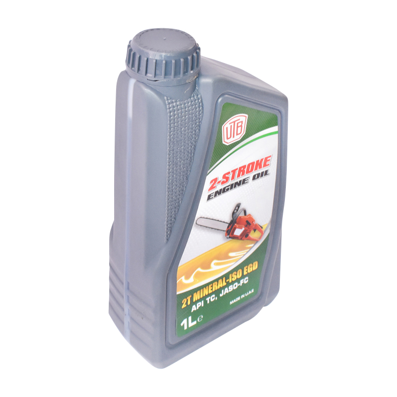 Ulei mineral 2T UTB 1L verde