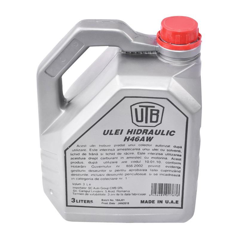 Ulei hidraulic H46AW UTB 3L