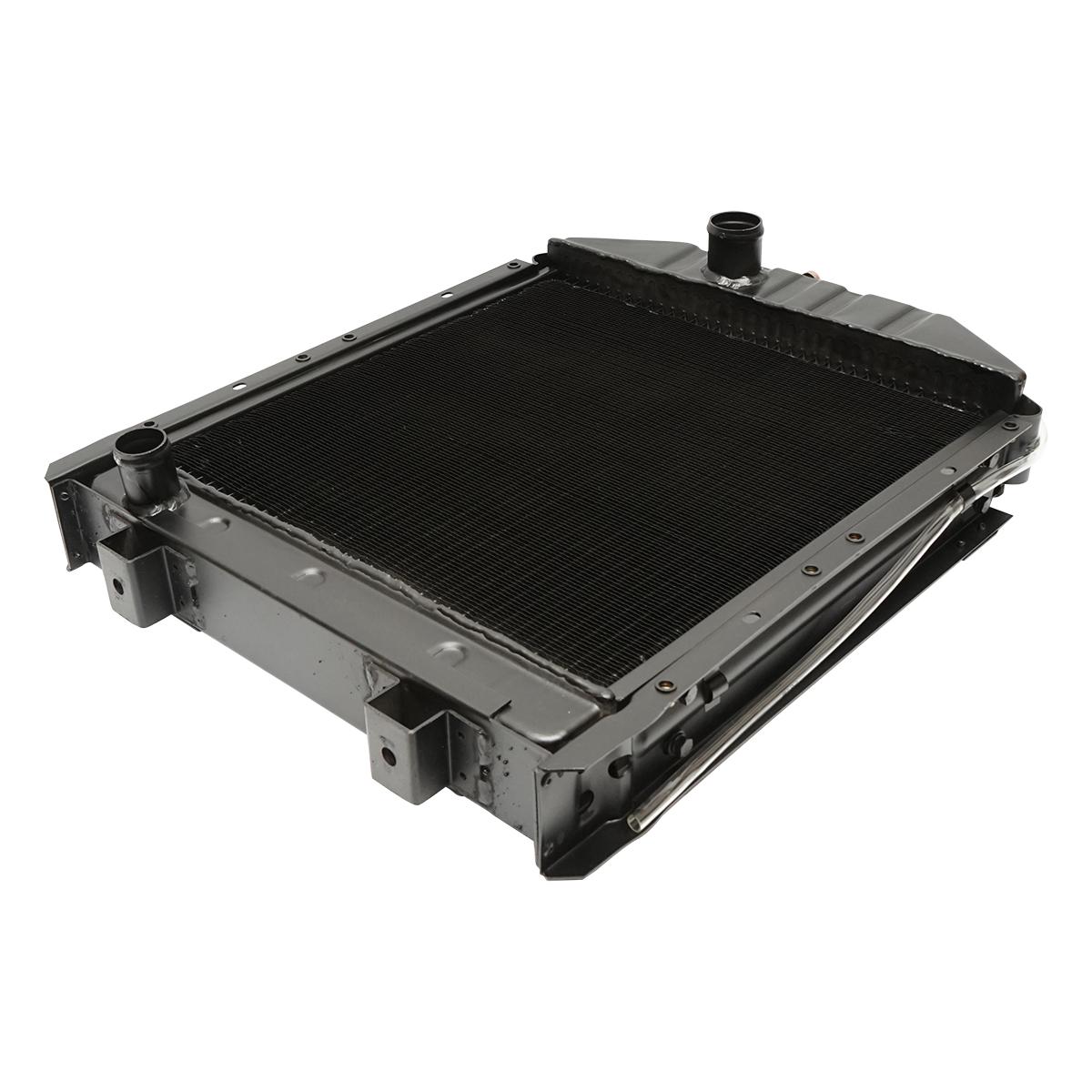 Radiator racire apa U-445 450x460x53 (aluminiu)