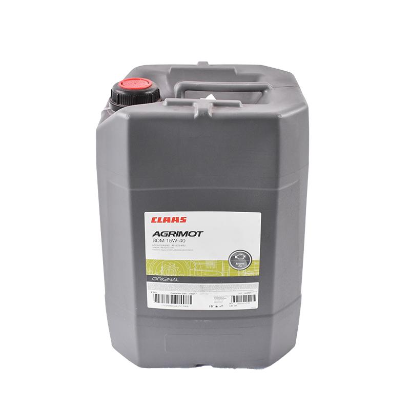 Ulei Agrimot SDM 15W40 CLAAS 20L