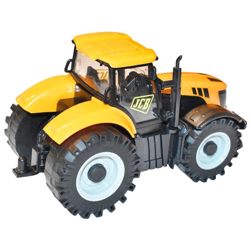 Tractor JCB galben jucarie