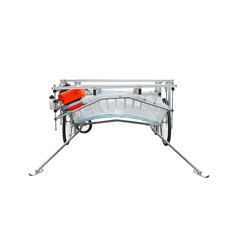Masina de recoltat lavanda