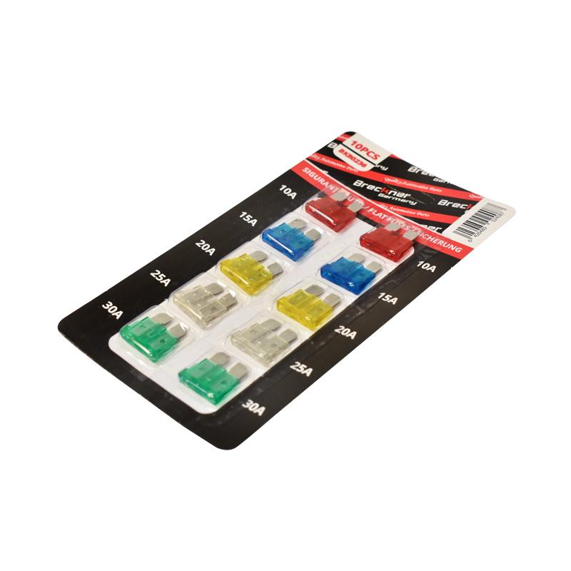 Sigurante plate mari (10 buc.-A:2x102x152x202x252x30)