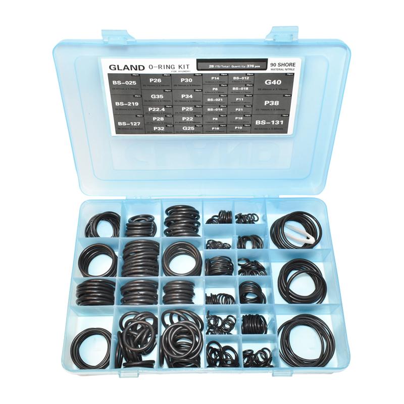 Trusa O-ring Hyundai 376 piese